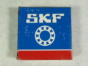 SKF 208-Z Single Row Radial Ball Bearing 40mm x 80mm x 18mm ! NEW !