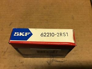 -SKF,bearings#62210-2RS1,30day warranty, free shipping lower 48!