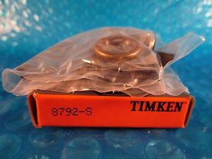 Timken Oil Seal 8792-S, Single Lip Without Spring