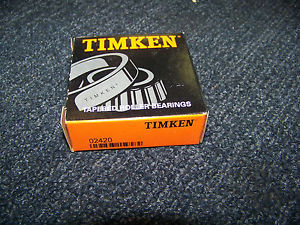 Timken Differential Pinion Bearing Race 3 ea. # 02420 New