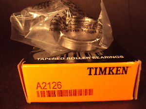 Timken A2126 Tapered Roller Bearing Cup A 2126