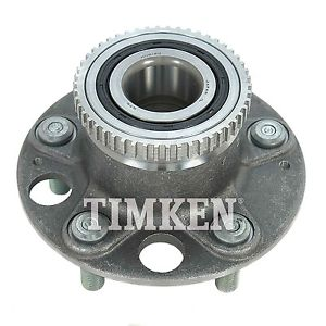 Wheel Bearing and Hub Assembly Rear TIMKEN 512123