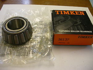 TIMKEN TAPERED ROLLER BEARING 36137 NIB