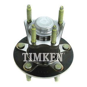 Wheel Bearing and Hub Assembly Rear TIMKEN HA590081