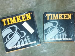 L225849 TIMKEN Roller Bearing with L225810 TIMKEN Race NEW IN ORIGINAL PACKAGING