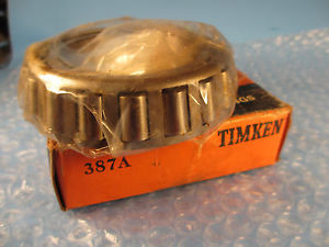 Timken 387 A , 387A, Tapered Bearing Cone