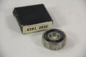General 6201 2RSE Sealed Bearing 32mm x 12mm x 10mm, SKF, INA