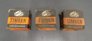 Timken Tapered Roller Bearing 25590 HM89449 HM89410 Lot of 6 New