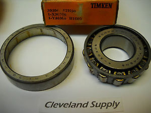 TIMKEN 30306 92H50 TAPERED ROLLER BEARING ASSEMBLY NEW CONDITION IN BOX
