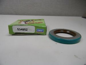LOT OF TWO SKF 534952 OIL SEAL