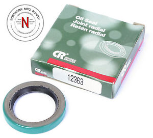 "SKF / CHICAGO RAWHIDE 12363 OIL SEAL, 1.250"" x 1.752"" x .250"""