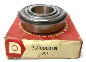 SKF NICE BEARING, 7520DLGTN (ON BOX), 7520DL (ON BEARING), 32 X 65 X 17 MM