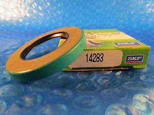 SKF 14283 Single Lip With Spring Shaft Seal, CR-14283 USA