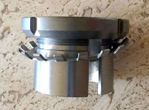 SKF SNW 11X1-15/16 SNW Adapter Assembly 1.938 Inch Bore, 1.845 Inch Thru Bore