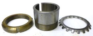 SKF ADAPTER, SNW, 13 X 2 3/16, 3 PIECES
