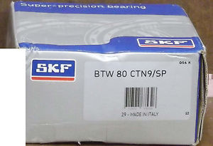 1 NEW SKF BTW80 CTN9/SP ANGULAR CONTACT BEARING ***MAKE OFFER***