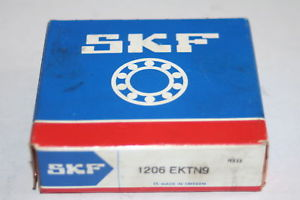 SKF Self-Aligning Roller Bearing 1206 EKTN9 ** NEW **