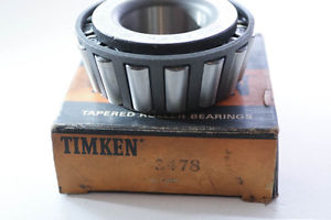 """NEW OLD"" Timken Taper Cup Ball Bearing 3478"