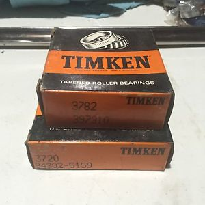 Wheel Bearing and Race Set-Race Set Front Outer TIMKEN SET406
