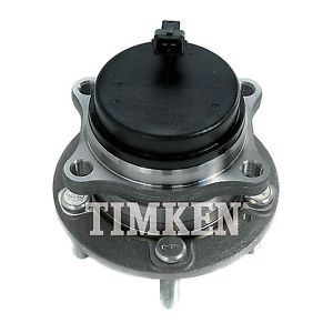 Wheel Bearing and Hub Assembly Rear TIMKEN 512326