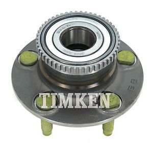 Wheel Bearing and Hub Assembly Rear TIMKEN 512163