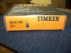 "Timken Tapered Roller Bearing 7"" ID 2.5""W Straight Bore"