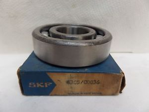 SKF BALL BEARING 6305/C0036 6305C0036 6305