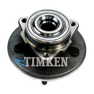 Wheel Bearing and Hub Assembly Front TIMKEN SP470201