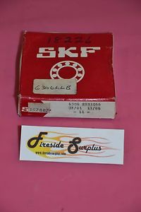 SKF BEARING 6306 2RS1Q66 NEW IN BOX SEALED