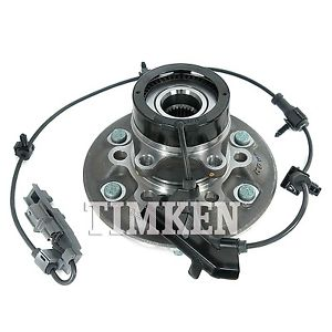 Wheel Bearing & Hub Assembly fits 2006-2008 Isuzu i-370 i-350 TIMKEN
