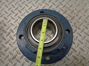 SKF FYR HEAVY DUTY SPHERICAL BEARING FLANGE UNIT, 4 BOLT