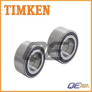 2 Rear Wheel Bearing Timken 9036948001 For Lexus LX470 Toyota Land Cruiser Acura