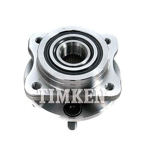 Wheel Bearing and Hub Assembly Front TIMKEN 513122
