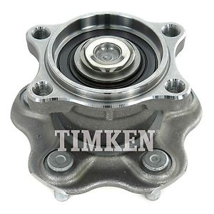 Wheel Bearing and Hub Assembly TIMKEN HA590109 fits 04-09 Nissan Quest