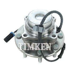 Wheel Bearing and Hub Assembly Front TIMKEN HA590353