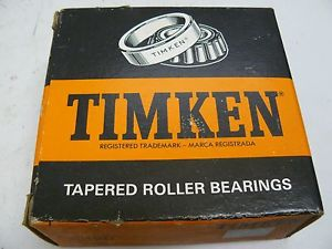 NEW TIMKEN 384ED BEARING DOUBLE CUP OD 3.397 INCH WID 1.562 INCH STEEL