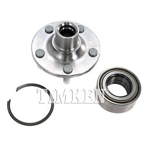 Wheel Bearing and Hub Assembly Front TIMKEN HA590182K