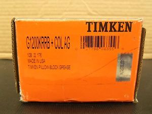 Timken G1200KRRB Pillow Block Greasable Bearing-Brand New USA