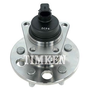 Wheel Bearing and Hub Assembly Rear TIMKEN 512001