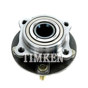 Wheel Bearing and Hub Assembly Front TIMKEN 513133