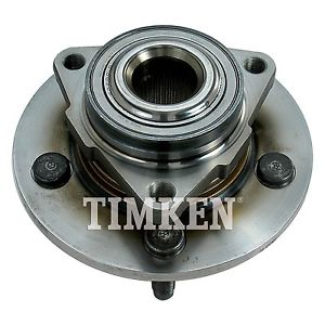 Wheel Bearing and Hub Assembly TIMKEN HA500100 fits 02-08 Dodge Ram 1500