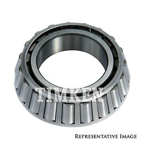 Wheel Bearing Front Outer,Rear Outer TIMKEN 15100