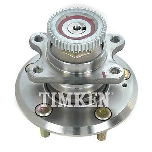 Wheel Bearing & Hub Assembly fits 2001-2005 Hyundai XG350 XG300 TIMKEN