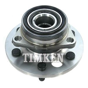 Wheel Bearing and Hub Assembly Front TIMKEN 515001