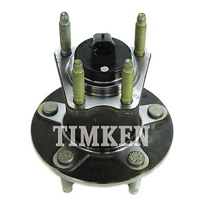 Wheel Bearing and Hub Assembly Rear TIMKEN HA590080