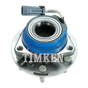 Wheel Bearing and Hub Assembly Front/Rear TIMKEN HA590157
