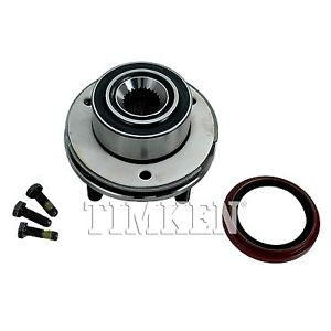 Wheel Bearing and Hub Assembly Front TIMKEN 518500
