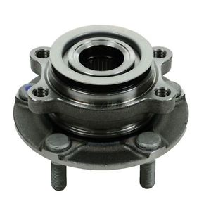 Timken Front Wheel Bearing Hub Assembly Driver Passenger Side LH RH for Nissan