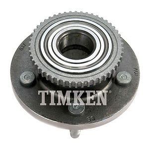 Wheel Bearing and Hub Assembly Front TIMKEN 513202