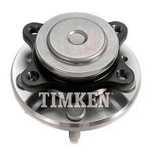 Wheel Bearing and Hub Assembly Rear TIMKEN 512299